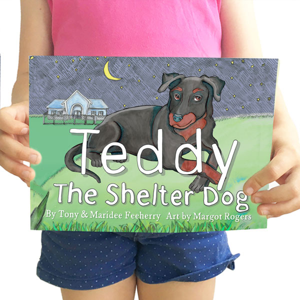Teddy the Shelter Dog – A picture book for kids and dog lovers